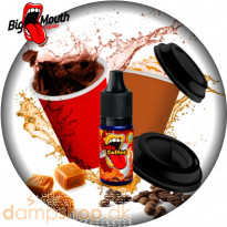 Big Mouth Cola Coffee Aroma