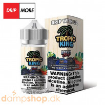 DripMore Tropic King Berry Breeze - 100ml