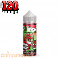 TEAM 120 Apple Raspberry - 100ml